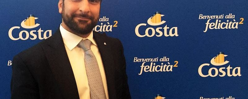 Welcome Travel a Fico con Costa Crociere